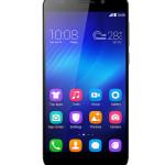 Černý Huawei Honor 6