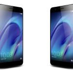Černý Huawei Honor 6+