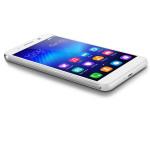 Bílý Huawei Honor 6